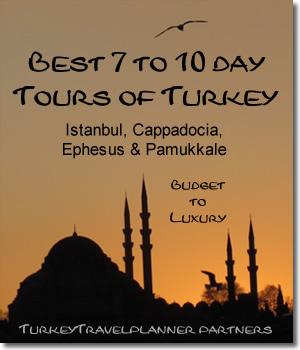 Best 7- to 10-Day Turkey Tours