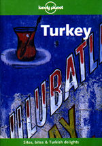 Lonely Planet Turkey, cover of 7th edition