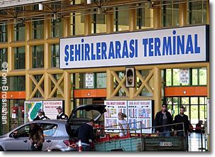Otogar (Bus Terminal), Antalya, Turkey