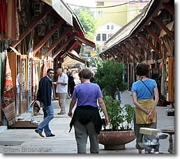Shopping in Istanbul & Turkey
