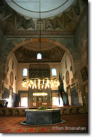 Yesil Cami (Green Mosque), Bursa, Turkey