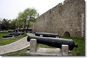 Fortress of Çanakkale, Turkey