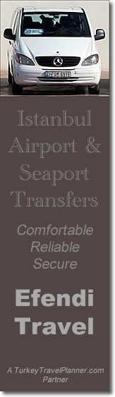 Airport & Seaport Transfer Service by Efendi Travel, Istanbul, Turkey