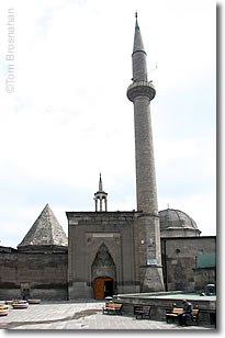 Hunat Hatun Mosque, Kayseri, Turkey