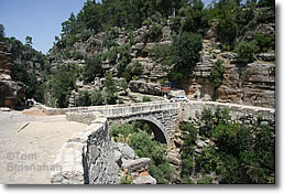 Roman Bridge, Koprulu Kanyon, Antalya, Turkey