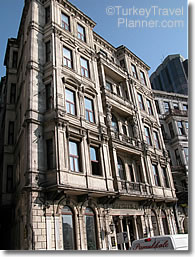 Grand Hotel de Londres (Londra Oteli), Tepebasi, Beyoglu, Istanbul, Turkey