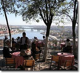 Pierre Loti Cafe, Istanbul, Turkey