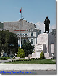 Republic Square, Mugla, Turkey