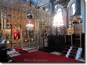 Church of St George, Ecumenical Patriarchate, Istanbul, Turkey