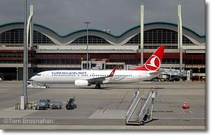 Sabiha Gökçen Airport, Istanbul, Turkey