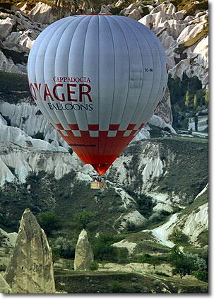 Cappadocia Voyager Balloons, Turkey