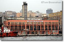 Yolcu Alonu (Cruise Ship Terminal), Istanbul, Turkey