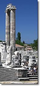 Temple of Apollo, Didyma, Turkey