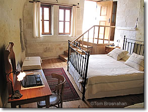 Winepress Suite, Esbelli Evi, Cappadocia, Turkey